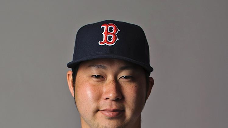 MLB: Boston Red Sox-Photo Day