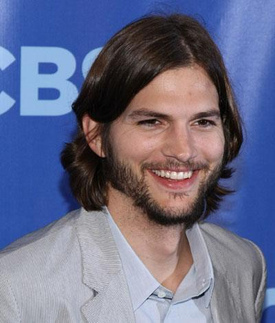 Ashton Kutcher: A Relationship Is Like An Escalator