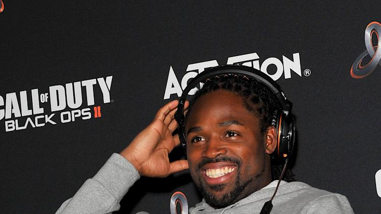 "Treyarch Studios And Activision Publishing Host Baltimore Ravens Players' Ray Rice And Torrey Smith For The Latest ""Call Of Duty: Black Ops II"" Grudge Match For The Release Of The Uprising DLC"