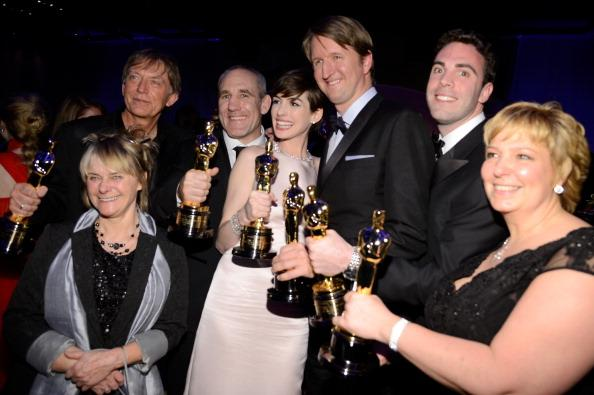Oscars 2013: Inside the After-Parties (Photos)