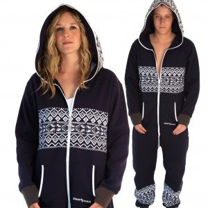 This unisex onesies is selling online for &#xa3;69.99 or $112.66 CND. (onepieceonesies.com)
