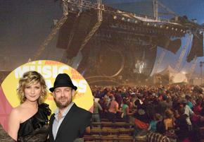 Five Fans Dead After Sugarland Stage Collapse