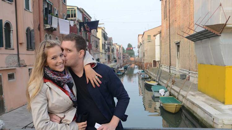 Michael Buble Honeymoon