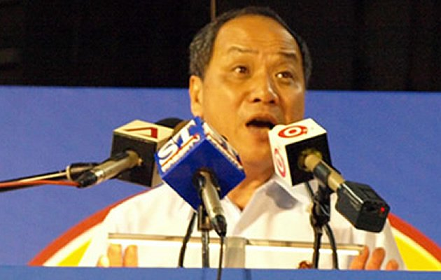WP&#39;s Low Thia Kiang speaks at a rally (File Photo)