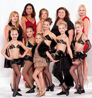 "We can't get enough of these ""Dance Moms"" (Scott Gries/Lifetime Television)"