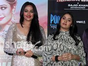 HIMMATWALA: Sunidhi Chauhan fulfills Sonakshi Sinha&#39;s wish