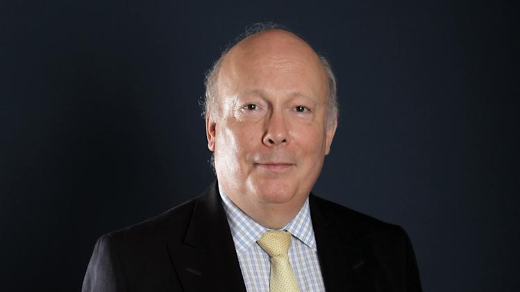 "FILE - This July 21, 2012 file photo shows writer and producer Julian Fellowes, from ""Downton Abbey"", posing for a portrait during the PBS TCA Press Tour in Beverly Hills, Calif. Season three of Fellowes' popular series premieres in the U.S. on Sunday, Jan. 6, 2013.  (Photo by Matt Sayles/Invision/AP, file)"