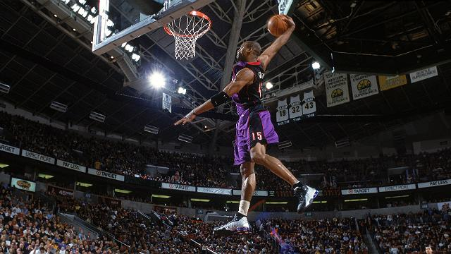 Vince Carter's Toronto Raptors Highlight Video Will Make You Long For The Early '00s
