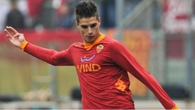 Serie A - Roma forward Lamela set for three-week absence