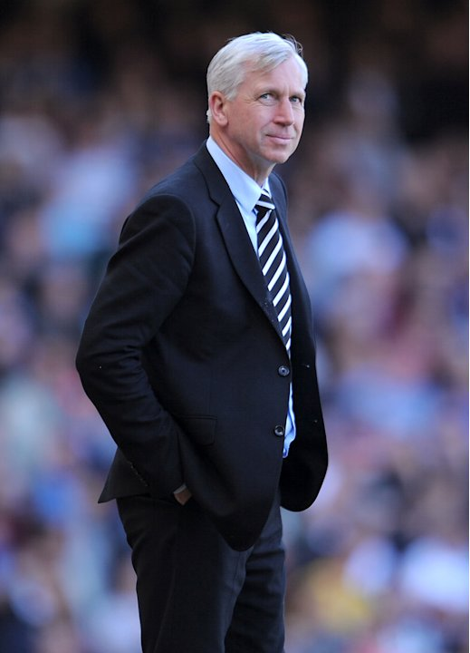 Soccer - Alan Pardew Filer