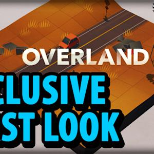 Exclusive First Look at Overland - MIX at GDC 2015