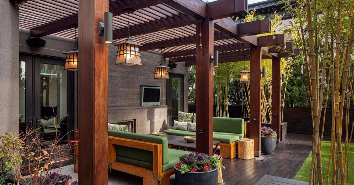 18 Gorgeous Deck Designs