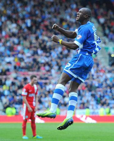 Soccer - Sky Bet Championship - Wigan Athletic v Blackburn Rovers - DW Stadium