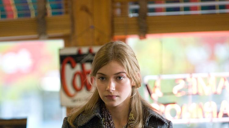 Imogen Poots Solitary Man Production Stills Anchor Bay 2010