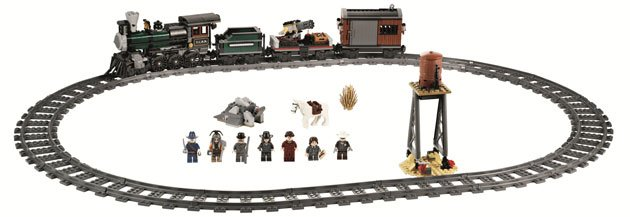 Lone Ranger Lego Blog 630