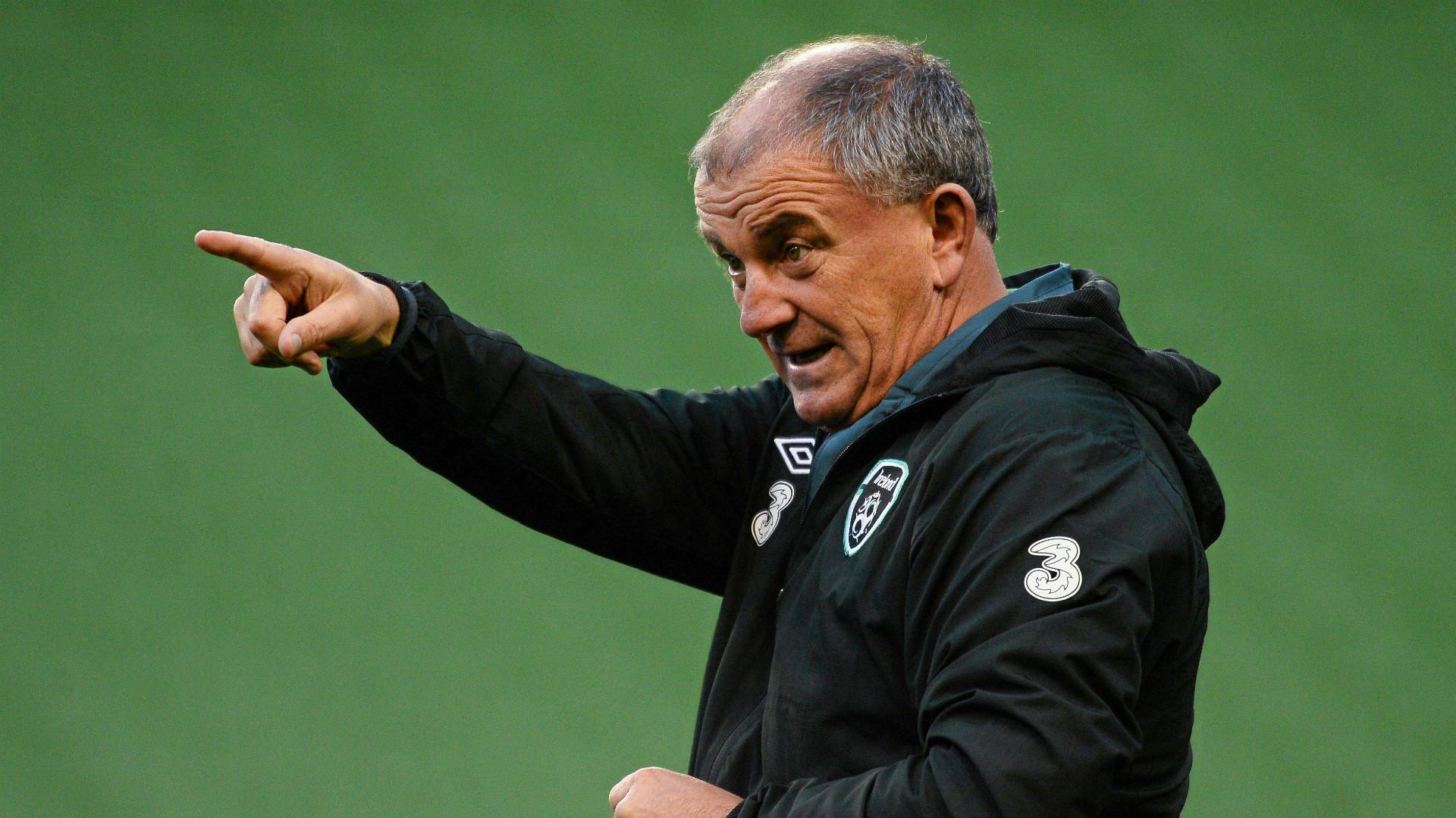 Ireland Under-21 squad named for Slovenia & Serbia qualifiers