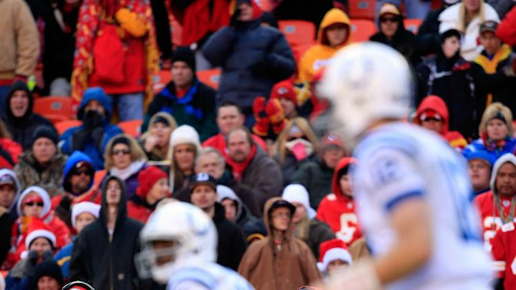Indianapolis Colts v Kansas City Chiefs