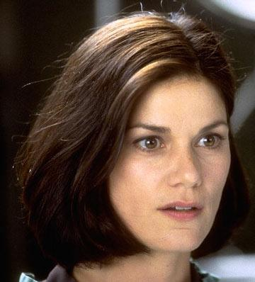 Linda Fiorentino in Columbia Pictures' Men in Black