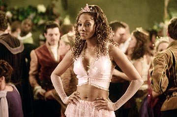 Vivica A. Fox as Fairy Lucinda in Miramax's Ella Enchanted