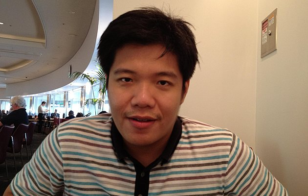 Filipino comic book artist Leinil Yu tells us what he thinks about the big screen adaptations of his works. (Photo courtesy of Leinil Yu)