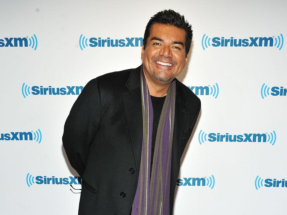 George Lopez Starring in 'Aloha Santa'