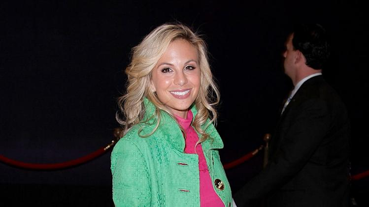 "Elisabeth Hasselbeck attends the ""A Diamond Is Forever"" Luncheon for Antony Todd at Grand Central Station on May 6, 2008 in New York City."