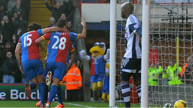 Premier League - Debut boys Ince and Ledley fire Palace to victory