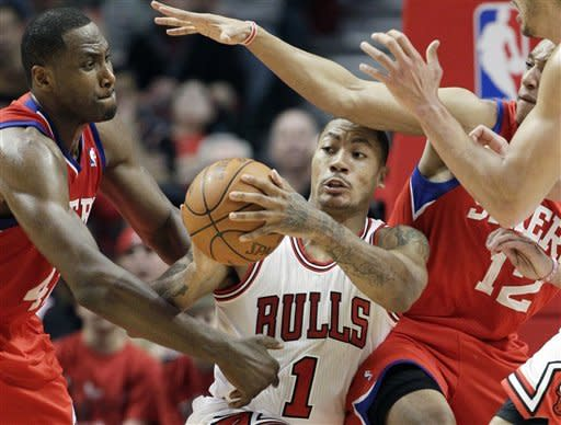 76ers-Bulls Preview