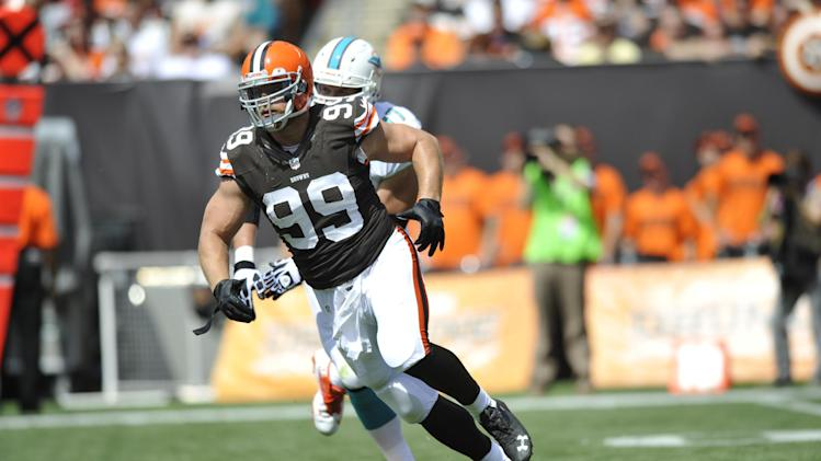 Browns' Kruger eager for homecoming with Ravens