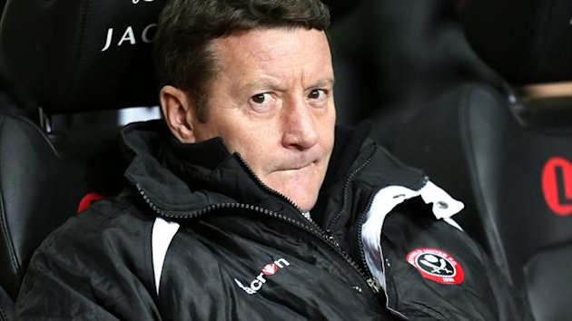 Sheffield United manager Danny Wilson (PA Sport)
