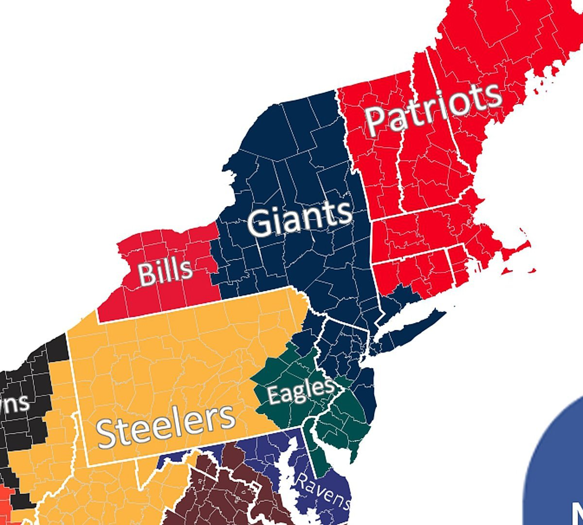 nfl maps who is predicted to win this week in the nfl