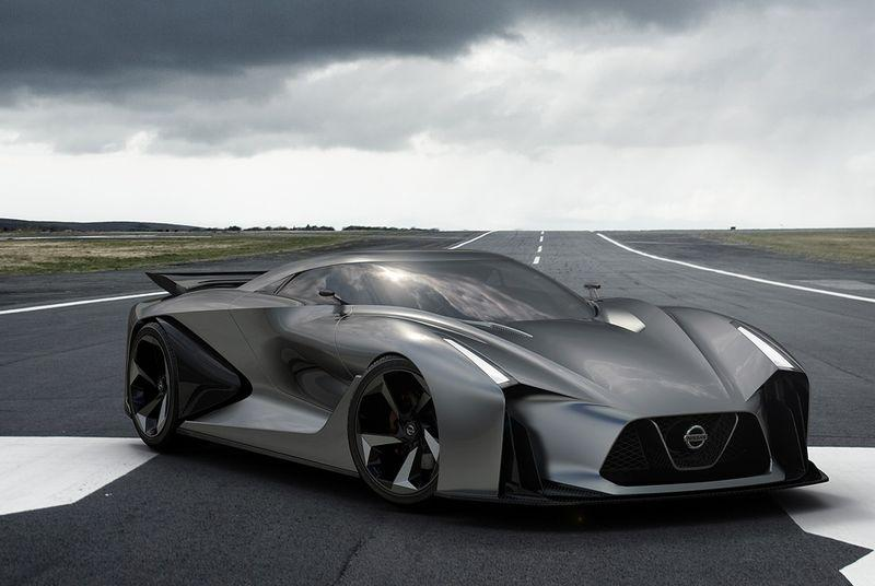 Nissan will debut a real version of its wild 2020 Vision Gran Turismo supercar