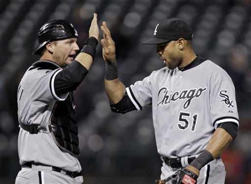 White Sox beat Indians in 10 innings, 5-3