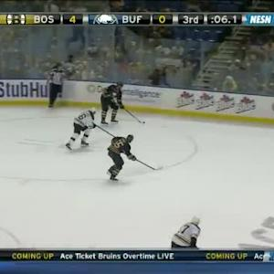 Bruins at Sabres / Game Highlights