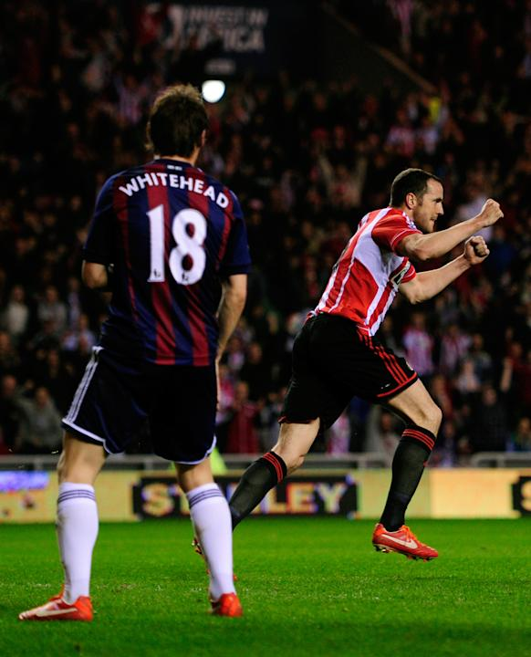 Sunderland v Stoke City - Premier League