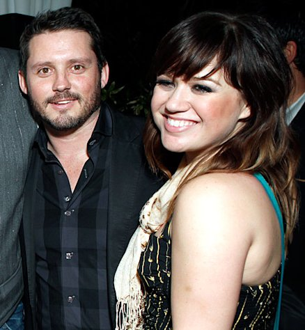 Kelly Clarkson on Fiance Brandon Blackstock: &quot;I&#39;ve Never Been So Happy!&quot;