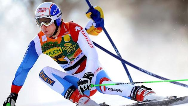 Alpine Skiing - Janka takes break until January