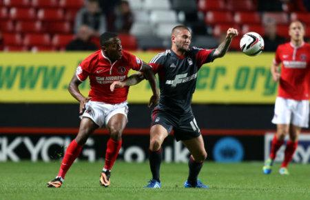 Soccer - Sky Bet Championship - Charlton Athletic v Nottingham Forest - The Valley