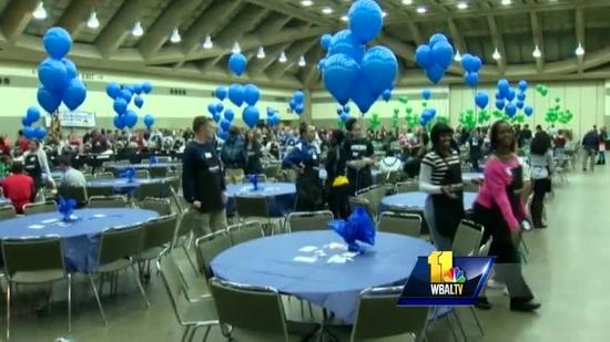Goodwill serves Thanksgiving meal for those in need