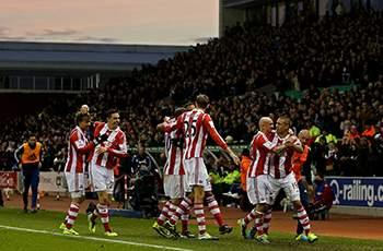 Stoke City 3-2 Chelsea: Late Assaidi stunner kills off Mourinho's men