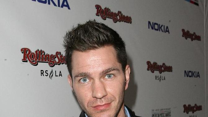 IMAGE DISTRIBUTED FOR NOKIA - Andy Grammar arrives at the Rolling Stone American Music Awards After Party, on Sunday, Nov. 18, 2012 in Los Angeles. (Photo by Casey Rodgers/Invision for Nokia/AP Images)
