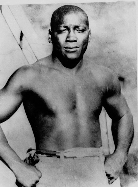 11. Jack Johnson KO12 Stanley Ketchel, Oct. 16, 1909 – Johnson was the heavyweight champion and Ketchel the middleweight champion, but the knockout was one of the most brutal ever. First, the power-pu