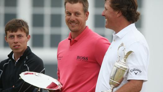 Sunday Notebook: Stenson gets closer to major