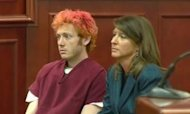 Denver Shooting Suspect James Holmes In Court