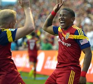 Real Salt Lake defeats rival Rapids 2-1