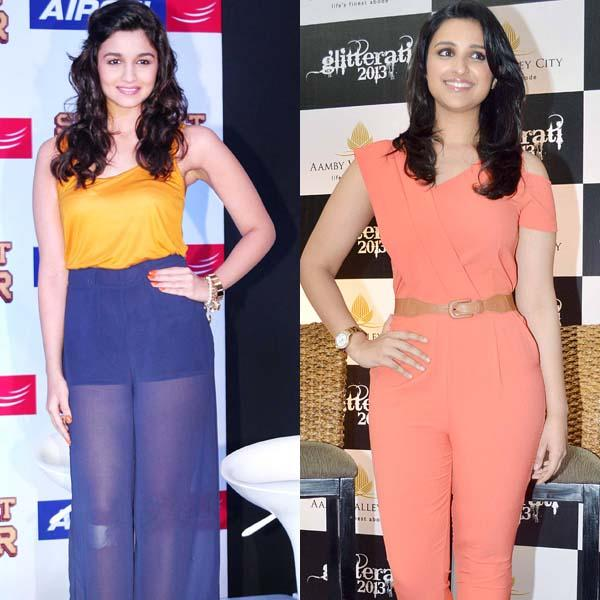 Alia vs Parineeti