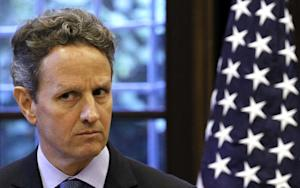Geithner's Father-in-Law Knows All; Prince Harry Is DC-Bound
