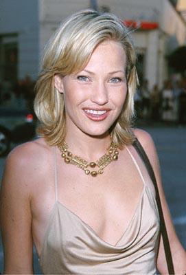 Joey Lauren Adams at the Mann's Village Theatre premiere of Warner Brothers' The Replacements