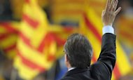 Catalonia Holds Vote That Could Reshape Spain