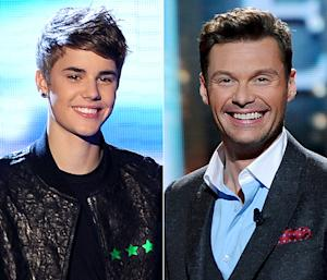 Ryan Seacrest Gets Justin Bieber a Costco Card for 18th Birthday